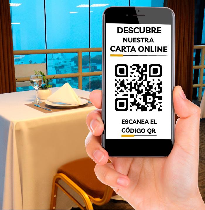 Código de restaurante - Suites